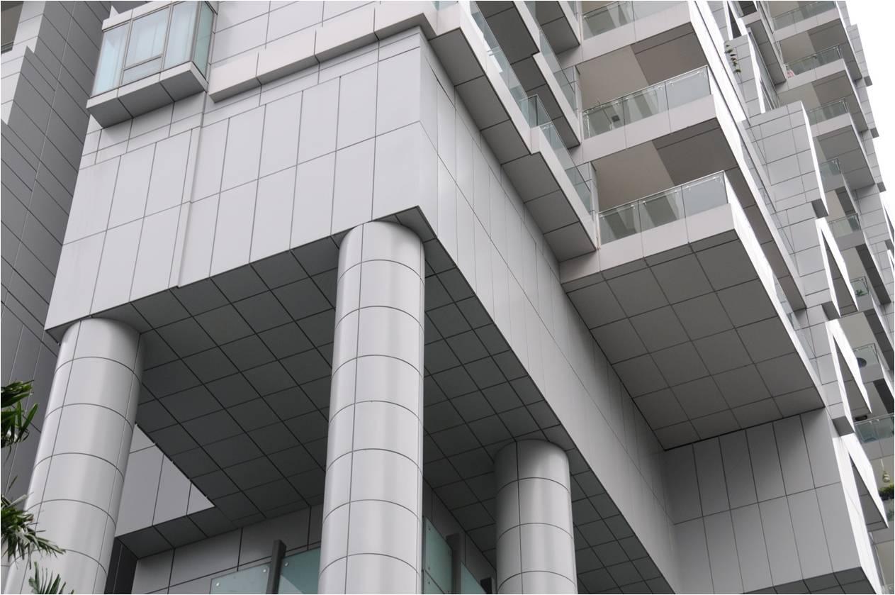 Concourse Skyline Seiko Architectural
