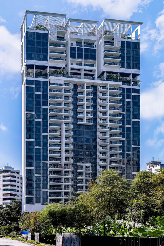 Cyan Condominium at 6 Keng Chin Road