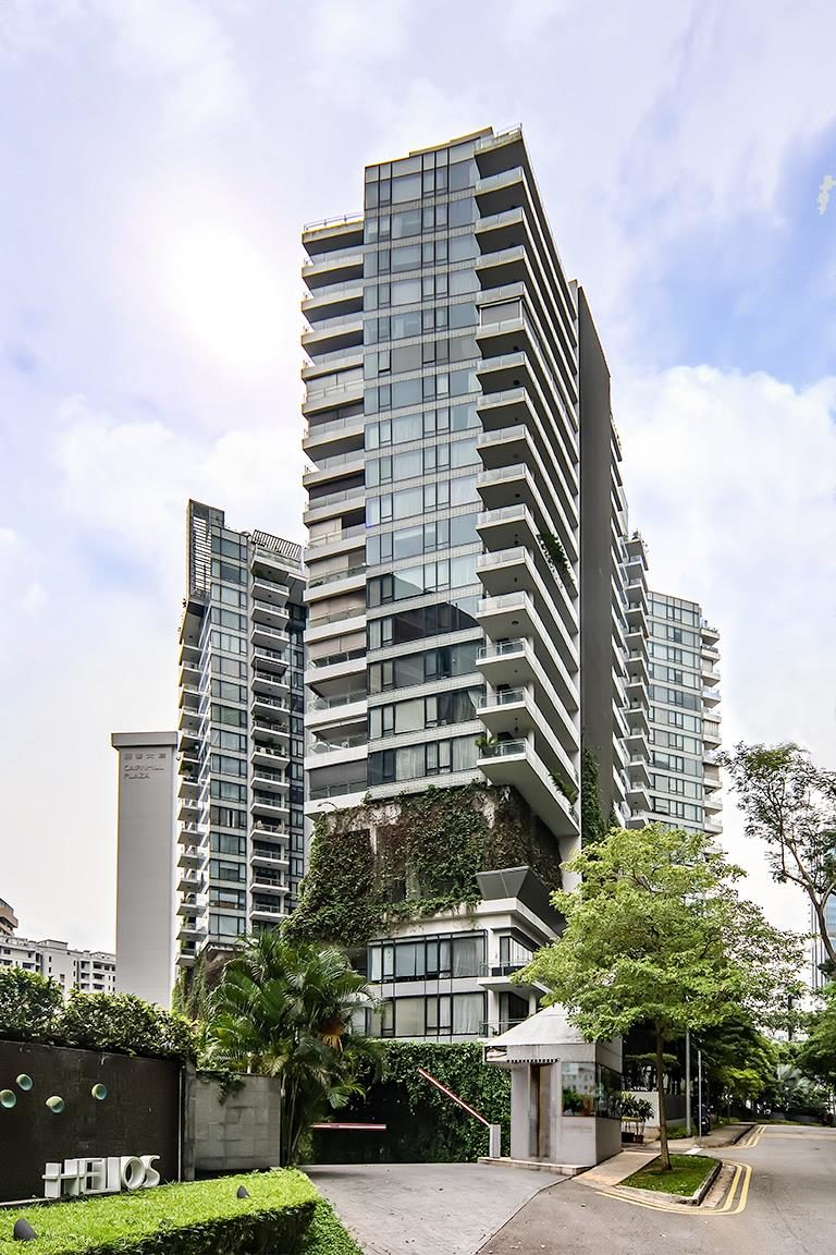 Helios Condominium at 17 Cairnhill Circle