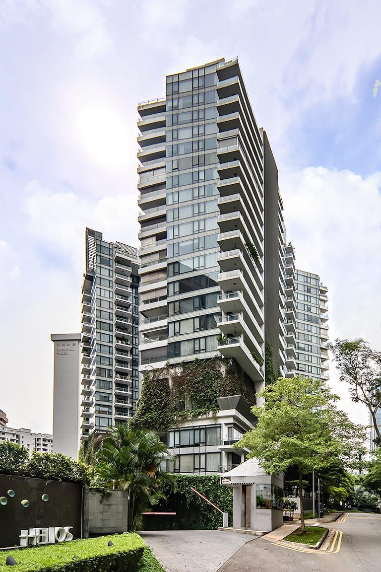 Helios Condominium Seiko Architectural