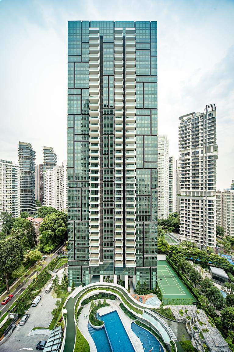 St Thomas Walk Condominium Seiko Architectural
