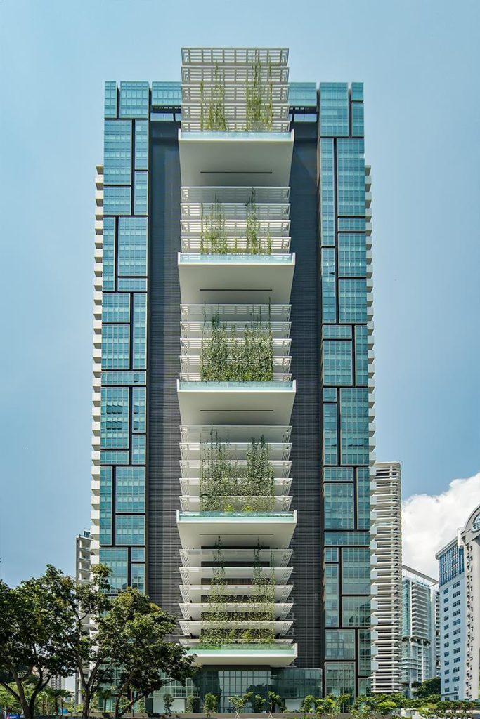 St Thomas Walk Condominium Seiko Architectural