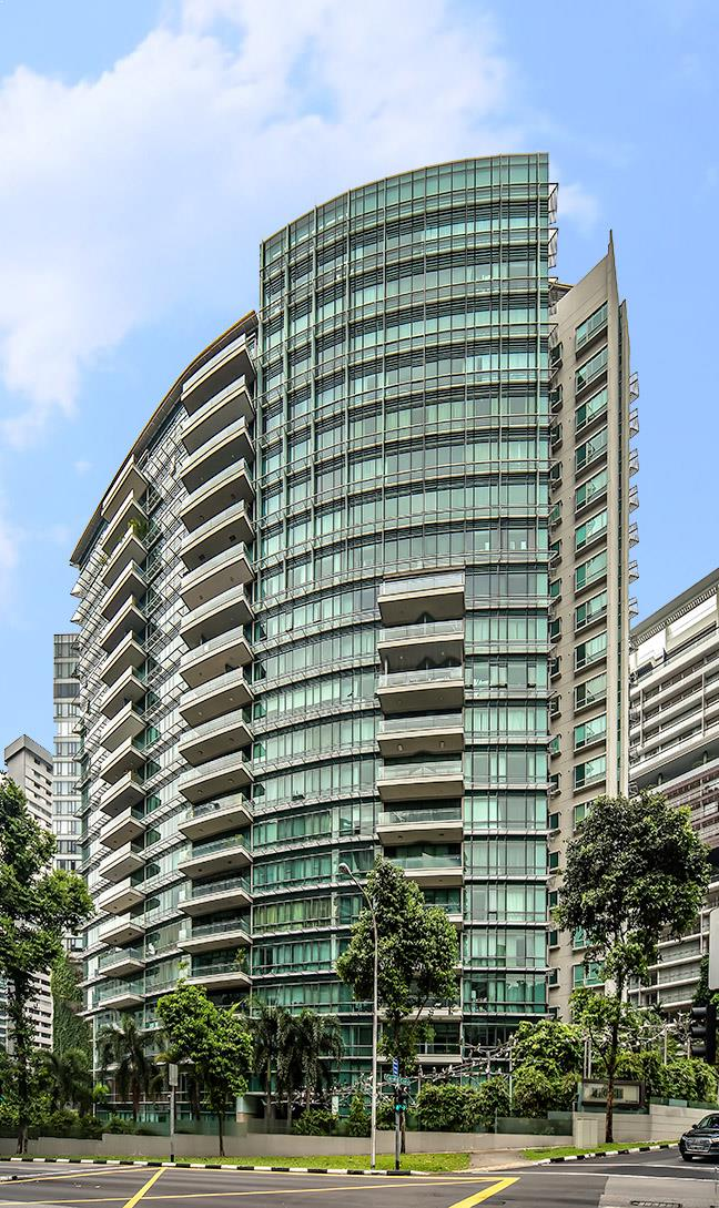 The Light Condominium at 19 Cairnhill Circle