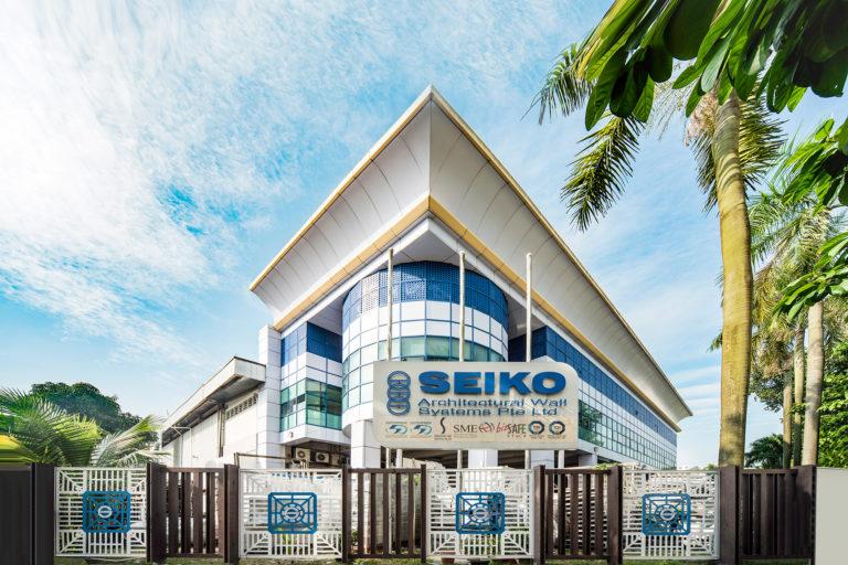 SEIKO Architectural Front